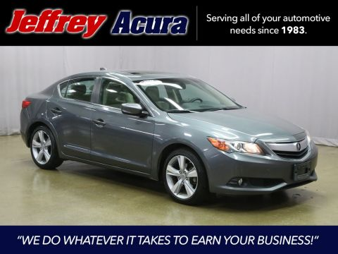 Certified Pre-Owned 2014 Acura ILX 2.0L