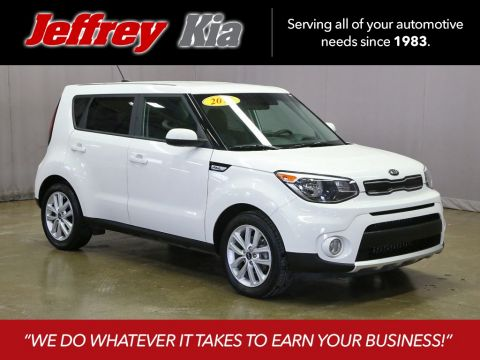 Certified Pre-Owned 2018 Kia Soul Plus