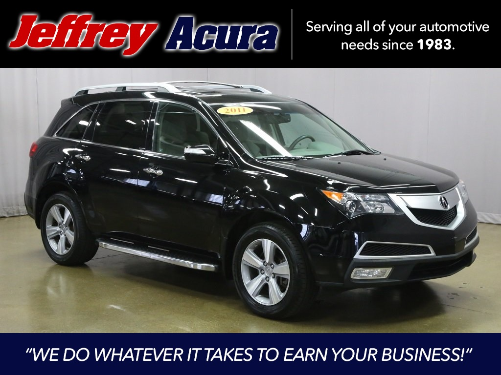 Certified PreOwned Acura MDX L D Sport Utility In - Acura mdx pre owned