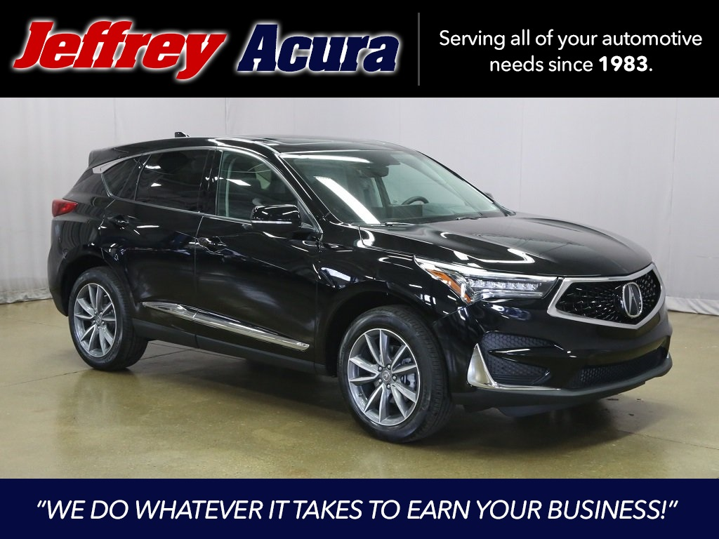 New 2019 Acura Rdx Technology Package 4d Sport Utility In Roseville