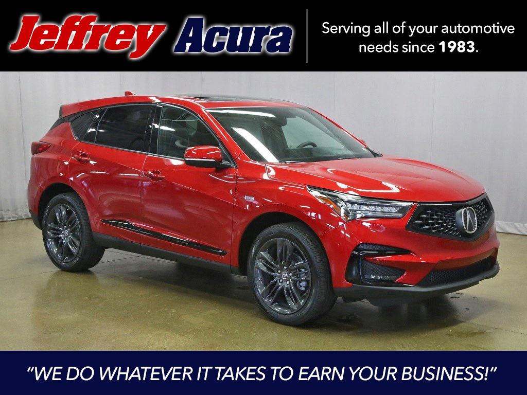 New 2020 Acura RDX A-Spec Package 4D Sport Utility in ...