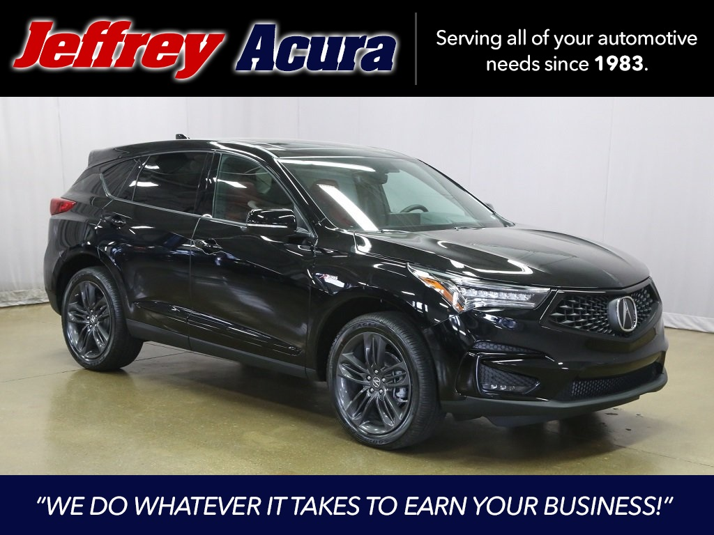new 2019 acura rdx a spec package 4d sport utility in roseville