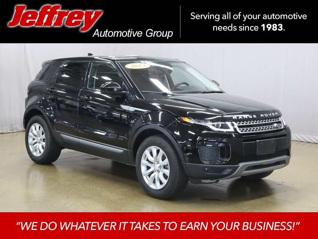 Certified Pre-Owned 2019 Land Rover Range Rover Evoque